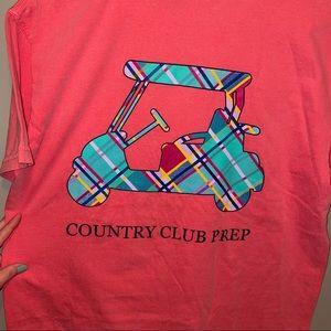 Country Club Prep Tshirt